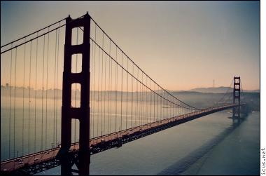 Working with a vision... Golden Gate San Francisco